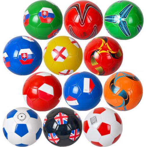 """Мяч футбольный """"Цветной"""" 14-134"""