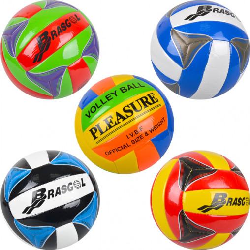 Мяч волейбольный №2 глянцевый 14-129