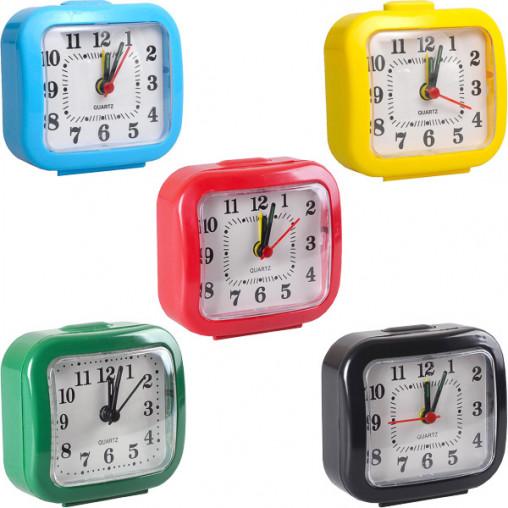 Настольные часы - будильник 2126/Х2-13 7*7*3 см