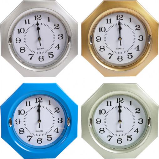 """Настенные часы Х2-33/696 """"Фигурные"""" 22*22*4см"""