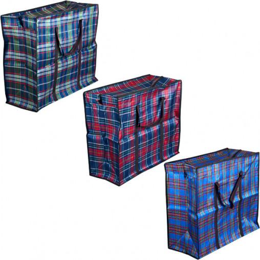 Сумка ткань 55х50х25 см №4 160-1710