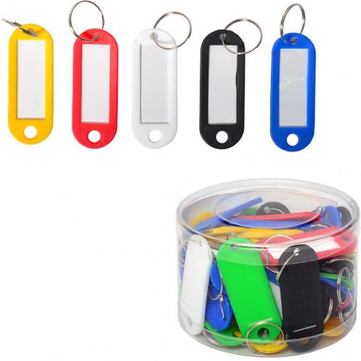 Брелки для ключей цветные
