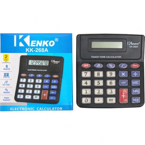 Калькулятор KK268A 13х12х2 см