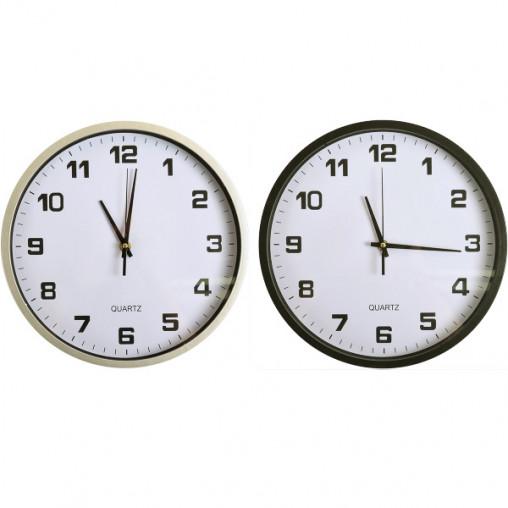 """Настенные часы Х2-41 """"Круг гигант"""" 30*5см"""