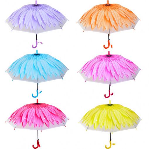 Зонтик - трость детский, цветок Х2109/101