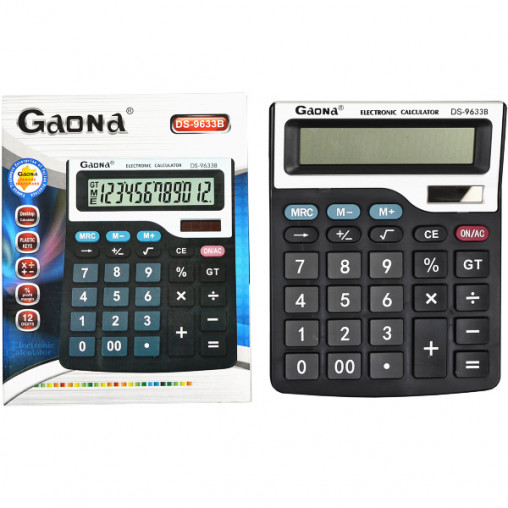 Калькулятор KD9633B 19,5х15,5х4 см