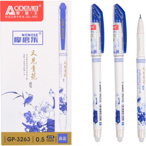 """Ручка """"пишет-стирает"""" 3263 синяя"""