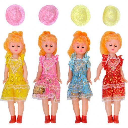 Кукла музыкальная светится 2201-27