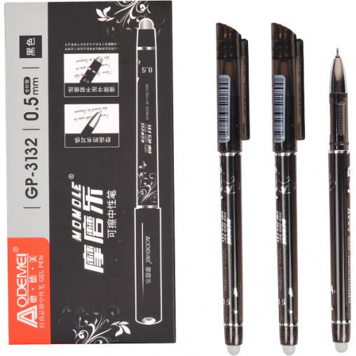 """Ручка """"пишет-стирает"""" 3132 черная"""
