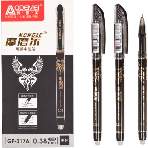 """Ручка """"пишет-стирает"""" 3176 черная"""