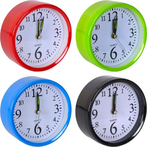Настольные часы - будильник 809 10*10*4 см