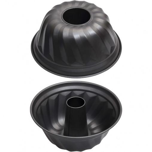 Форма металлическая для кекса высокая 25*11см Х3-141/16073-3