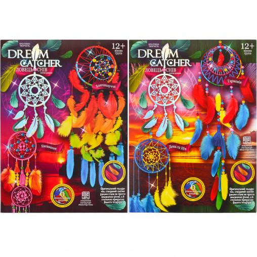 """Набір для творчості """"DREAM CATCHER"""" Ловець снів укр DRC-01-01,02U ДТ-ОО-09159"""