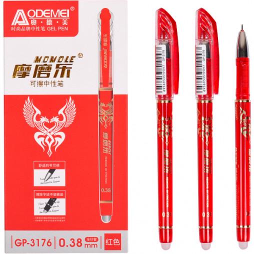 """Ручка """"пишет-стирает"""" 3176 красная"""