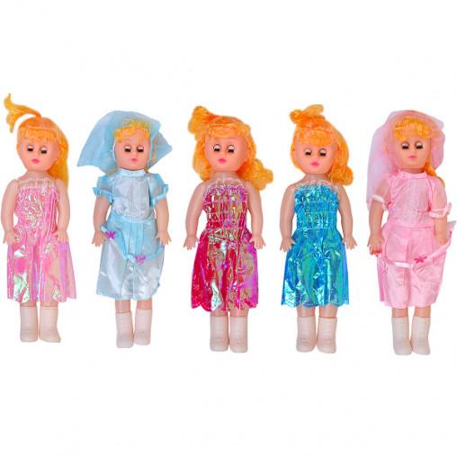 Кукла музыкальная светится 2008D-1