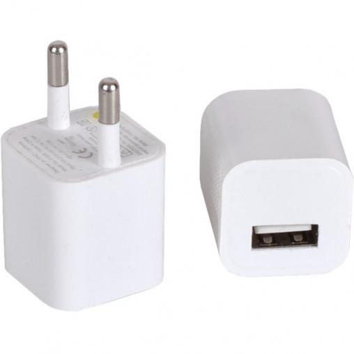 Сетевой USB адаптер 1.0А (9-квадрат)