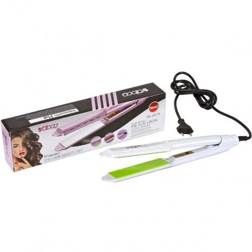 Утюжок для волос YB-6316 30*4см