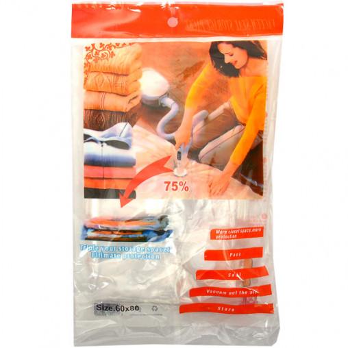 Вакуумный пакет для хранения вещей, размер 60*80 см Х2-265