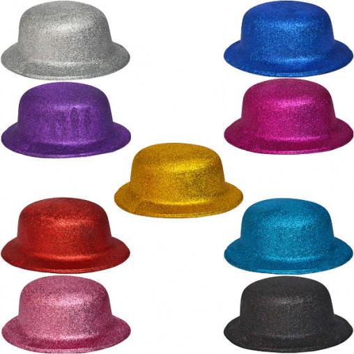 Шляпа блестящая 10-21