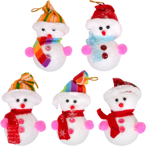 Снеговик 12-127/YY1701
