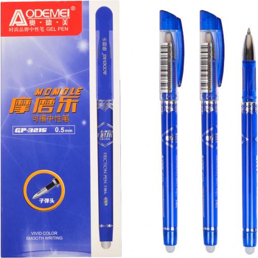 """Ручка """"пишет-стирает"""" 3215 синяя"""
