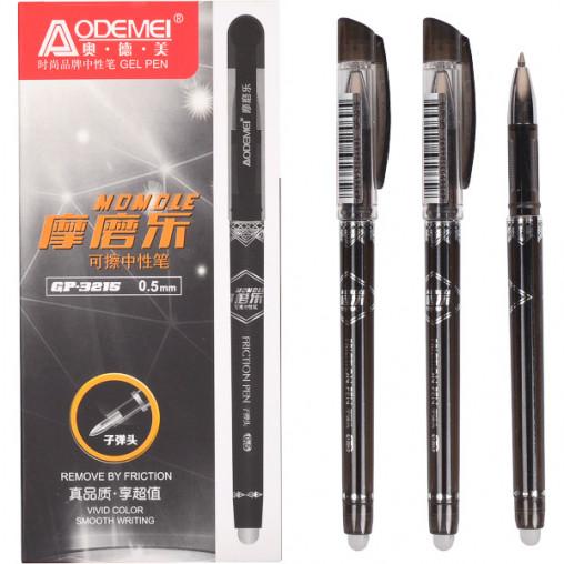 """Ручка """"пишет-стирает"""" 3215 черная"""