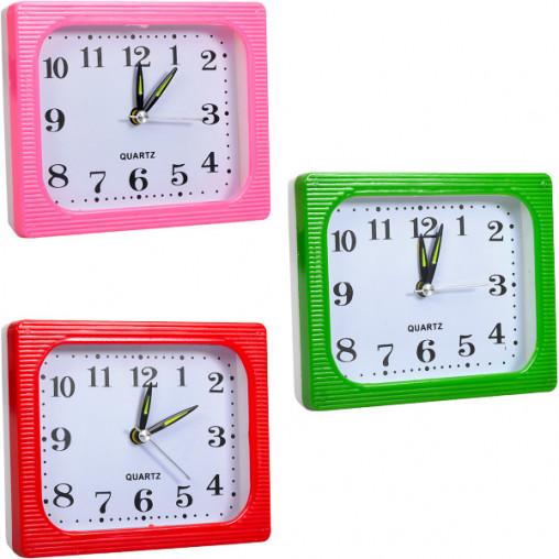 Настольные часы - будильник Х2-15 12*10*4 см