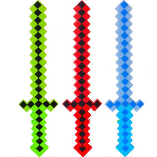 Светящийся меч Майнкрафт 14-62