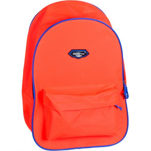 Рюкзак California Light, оранжевый 40*26*12,5см 980588