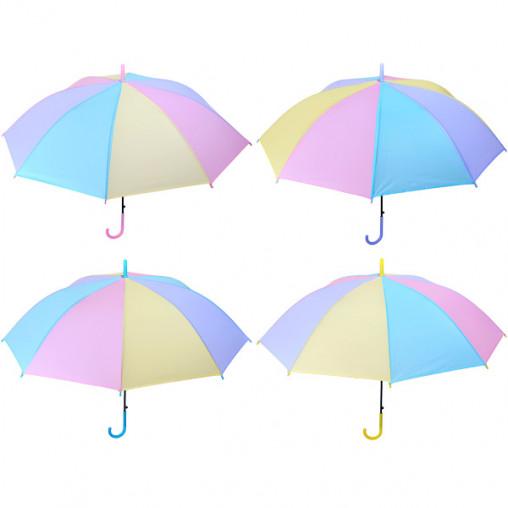 Зонтик - трость детский, разноцветный Х2106/97