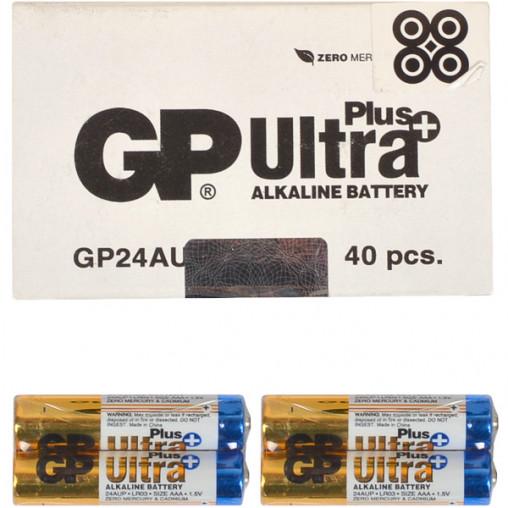 Батарейка GP 24АUP-2S2 по 2 шт AlkalineUltra Plus GP-103681