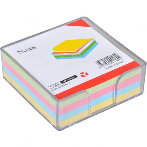 Куб пластиковый ТН03 85*85мм 300 листов
