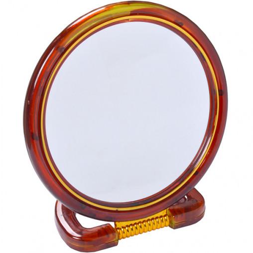 Зеркало 2х стороннее с увеличением большое Х1-119 D18см