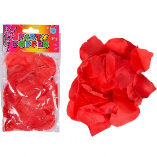 Лепестки роз искусственные 5*5см 60047