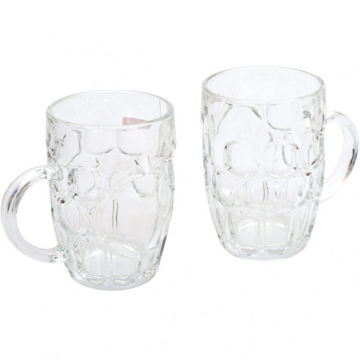 Бокал для пива 0,5л стеклоP-05/ZB01-500
