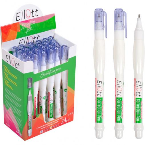 """Корректор ручка """"Ellott"""" ET-085 5мл."""