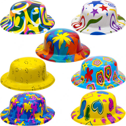 Шляпа разноцветная 10-20