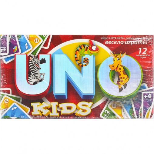 """Игра малая """"UNO Kids"""" SPG11 ФР-00007402"""