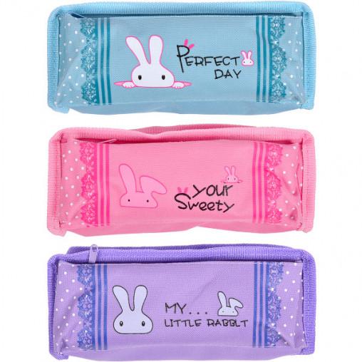 """Пенал-косметичка """"Маленький кролик"""" 20*9*4,5см 6637"""