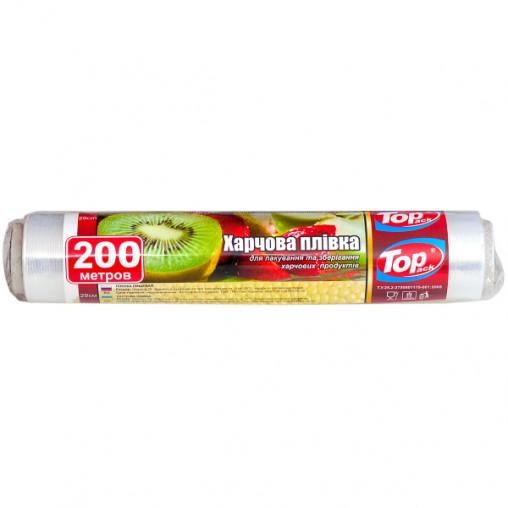 Пленка пищевая 29см 200м 7мкм (POL) Top Pack