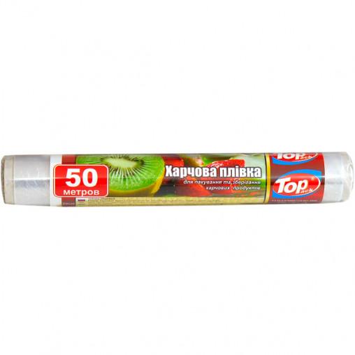 Пленка пищевая 29см 50м 7мкм (POL) Top Pack