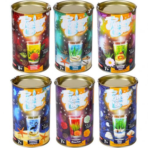 Гелевая свеча в тубе GS-01-01-06 ДТ-ОО-09-28