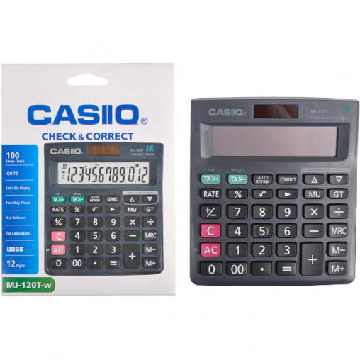 Калькулятор MJ-120Т-w 14х12х2,5 см