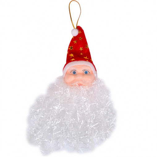 Подвеска - Голова Деда Мороза СF168377