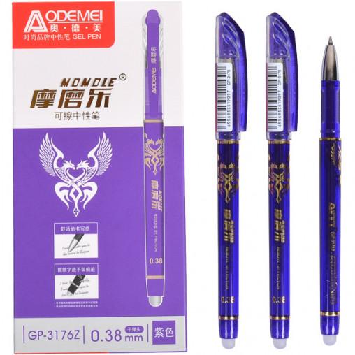 """Ручка """"пишет-стирает"""" 3176 фиолетовая"""