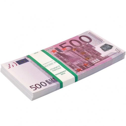 """Сувенир """"500 Евро"""""""
