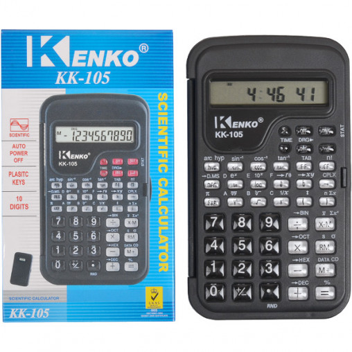 Калькулятор KK105 13х8х2 см