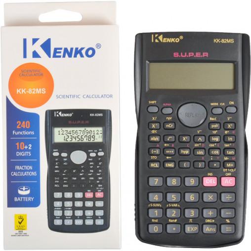 Калькулятор KK-82MS 16х8,5х2 см
