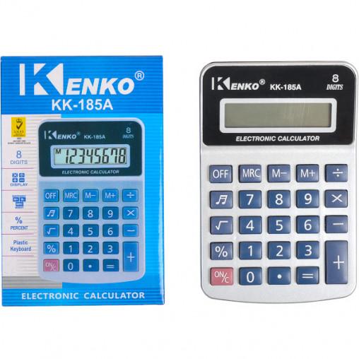 Калькулятор KK-185А 12х8х3 см