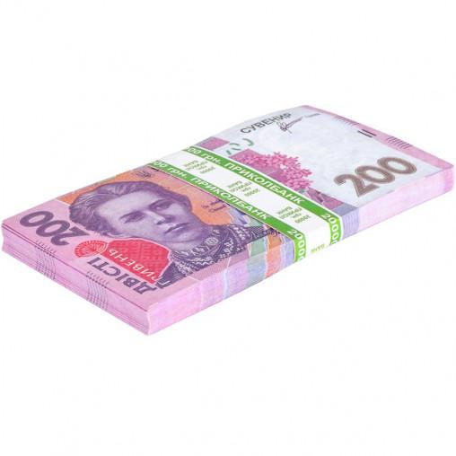 """Сувенир """"200 гривен"""""""